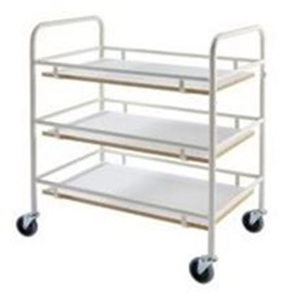 Picture of Newport 3 tier trolley