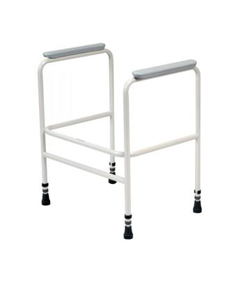 Picture of Floor Fixing Toilet Aid Frame