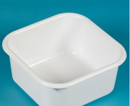 Picture of Square Commode Pan