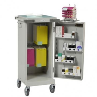 Picture of Monitored Dosage System,Single Door,Four Frame Capacity