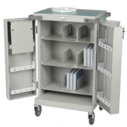 Picture of Nomad Trolley,Double Door, Fifty Six Cassette Capacity