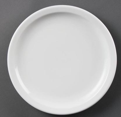 Picture of Olympia Narrow Rim Plate 230mm (12)