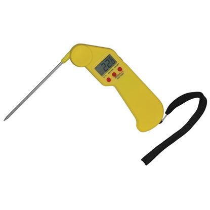 Picture of Easytemp Colour Coded Yellow Thermometer