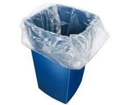 Picture of Clear PVC Sacks 18x29x38 (200)
