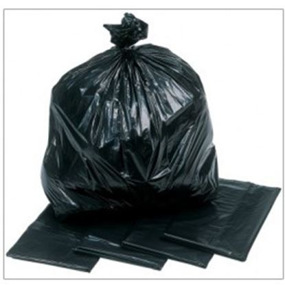 Picture of Extra Heavy Duty Black Sacks - GWH2 (200)