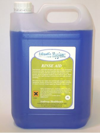 Picture for category Machine Liquid Rinse Aid