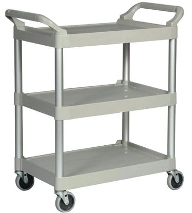 Picture of Rubbermaid X-tra Utility Trolley - Grey