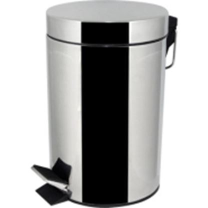Picture of 3L Stainless Steel pedel bin
