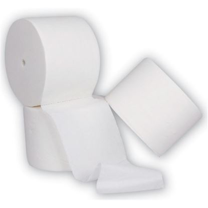 Picture of Compact Toilet Tissue 900 Sheet rolls (36)
