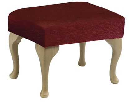 Picture of Medium Queen Anne Footstool