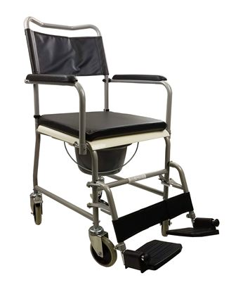 Picture of Mobile Commode chair Buy One Get One Half Price