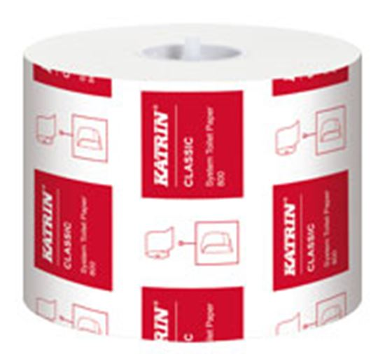 Picture of KATRIN Classic System Toilet Tissue 2ply (36)