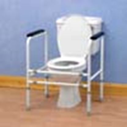 Picture of Adjustable Toilet Surround