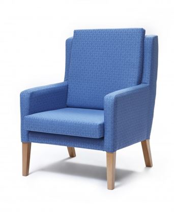 Picture of Colonsay High Back Bariatric Lounge Chair
