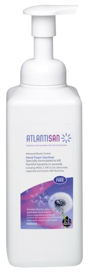 Picture of ATLANTISAN Hand Sanitiser Foam - (600ml)