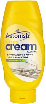 Picture of ASTONISH Cream Cleaner CITRUS - 550ml **