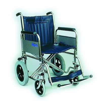 Picture of Transit Wheelchair - Heavy Duty Wide Car