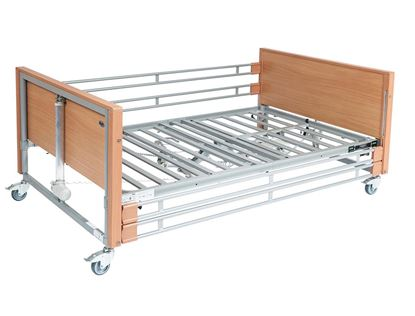 Picture of Casa Med Bariatric Profile Bed 1200mm Wide