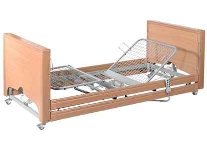 Picture of Casa Med Classic Low Bed with Siderails