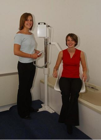 Picture for category Manual Bath Hoists