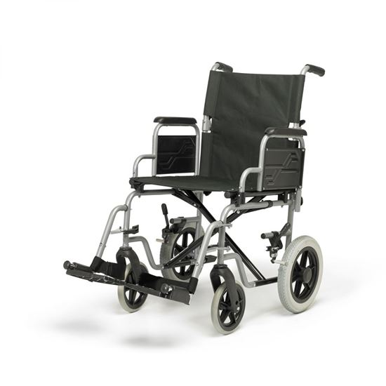 Picture of Whirl Transit Attendant Propelled Wheelchair 48cm Seat Width