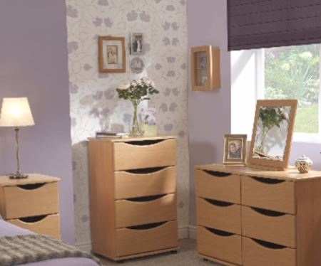 Picture for category Contour Bedroom Furniture