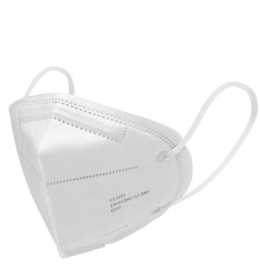 Picture of KN95/FFP2 Face Mask (Pack 25)