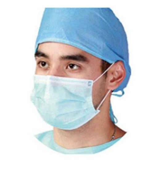 Picture of 3 Ply IIR Disposable Face Masks Pack 50