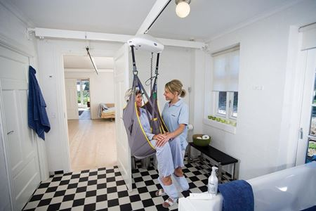 Picture for category Patient Hoists